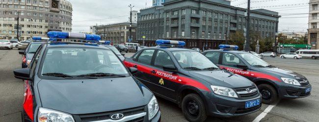 Lada Granta с базой данных МВД