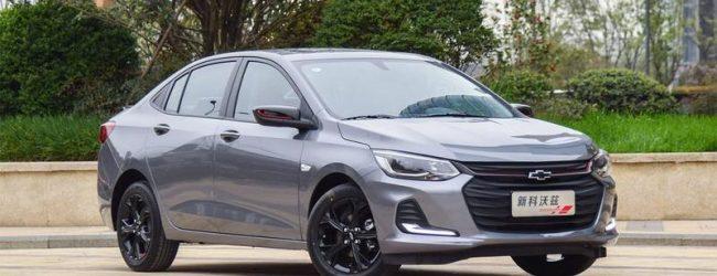 Chevrolet Onix нового поколения