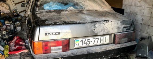 Экспортную ВАЗ-21099 с нулевым пробегом нашли в Украине