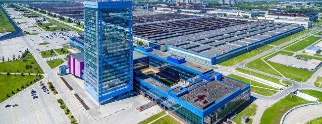 АвтоВАЗ завод