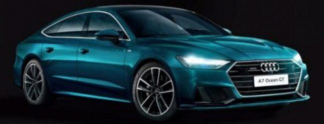 Audi A7 Sportback Ocean GT и Ultra Nova GT