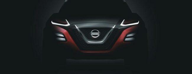 Nissan Titan тизер