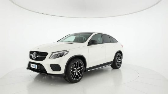 Mercedes-AMG GLE Coupe 63 S