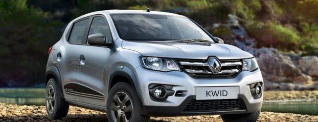 Renault выпустит обновленный Kwid