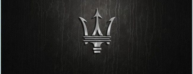 Maserati лого