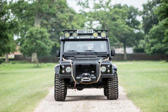 Land Rover Defender SVX «Spectre» 4x4 Utility