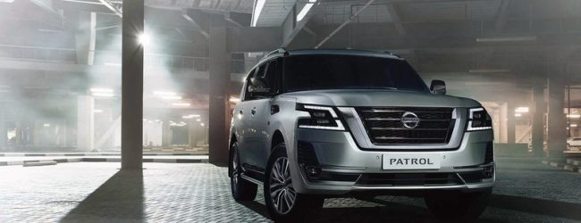 Nissan Patrol 2020 модельного года