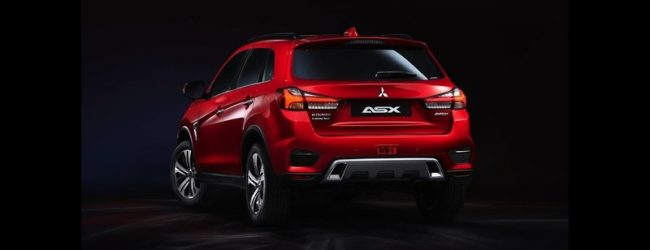 Mitsubishi показала изображения новых Pajero Sport и ASX