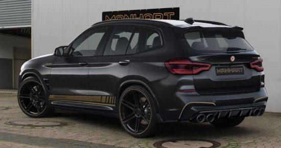 Manhart BMW X3