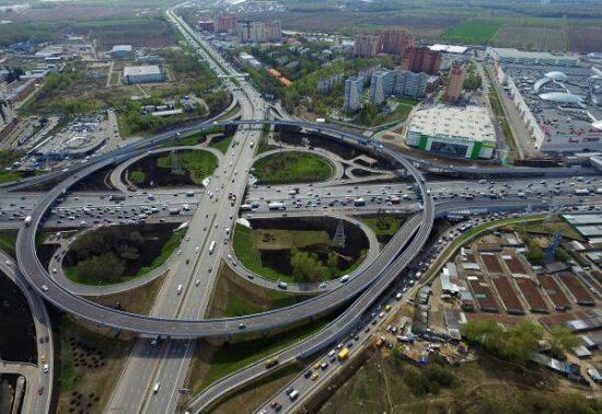 Московская кольцевая автодорога
