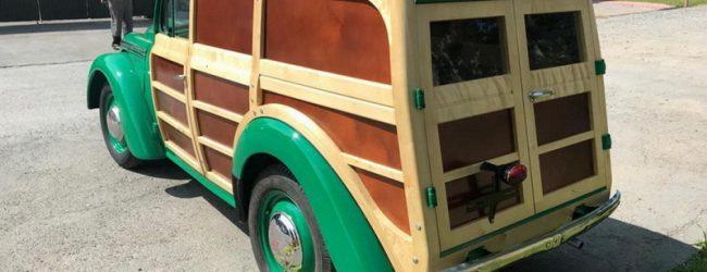 фургона на базе «Москвича 401-422»
