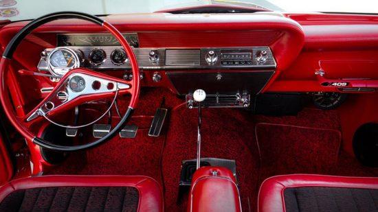 Camaro Z/409
