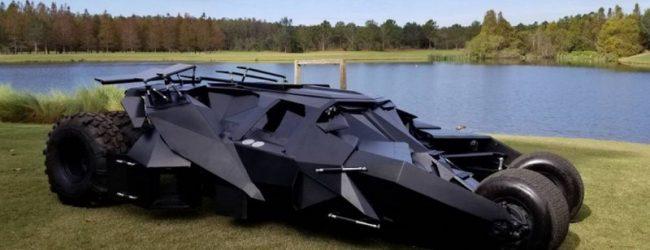 «бэтмобиль» за 55 млн рублей