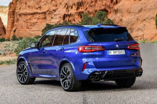 BMW Х5 М 2020