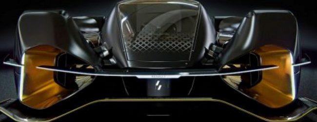 Представлены рендерные изображения Renault Le Mans Concept