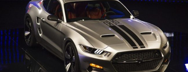 Ford Mustang GT Galpin Auto Sports