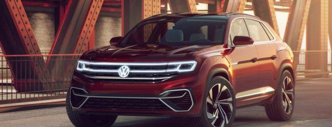 Volkswagen Teramont Atlas Cross Sport