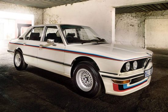 BMW 530 Motorsport Limited Edition 1976 года