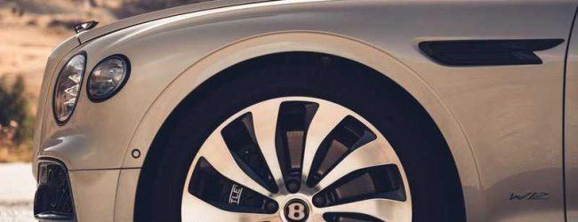 Bentley Flying Spur Blacline