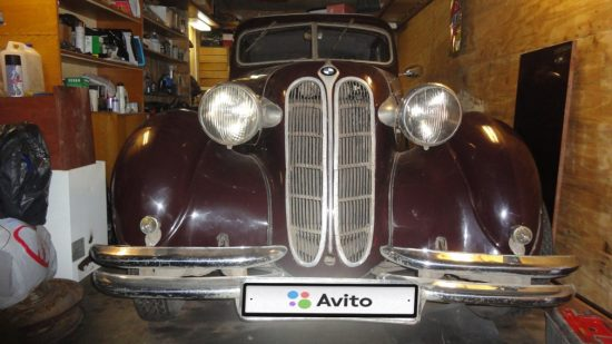 BMW 1937 года