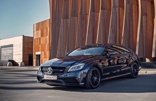 Mercedes-Benz CLS AMG-63