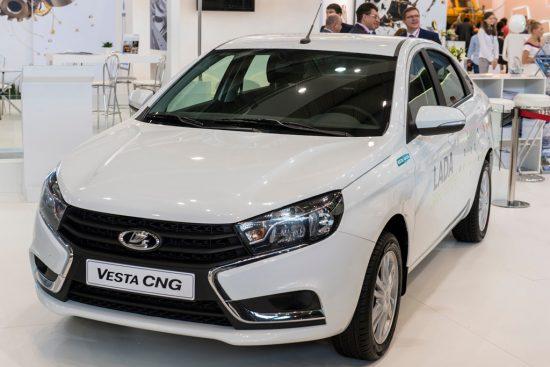 Lada Vesta CNG