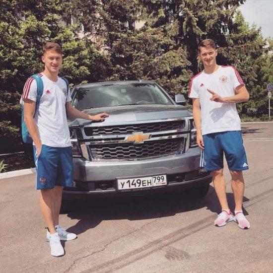 Машины братьев Миранчуков