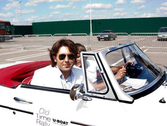 Машины Андрея Малахова