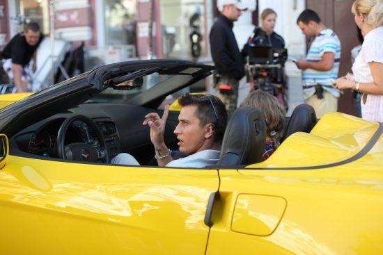 Машина главного героя сериала