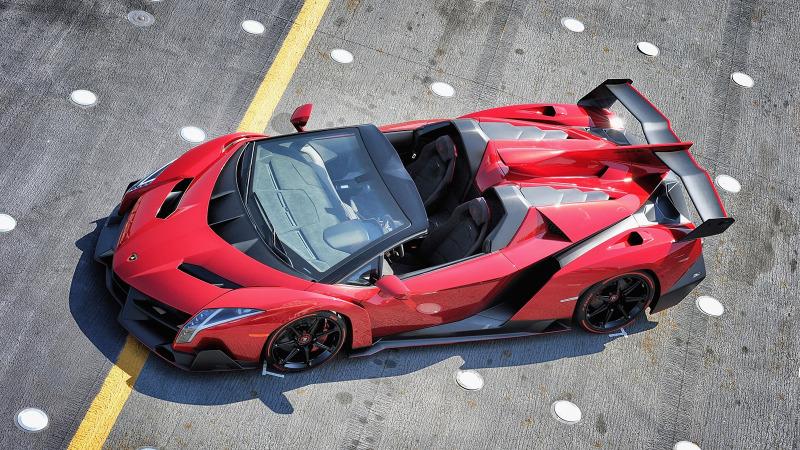 5 авто, выпущенных ограниченным тиражом, — каждый экземпляр стоит свыше $4 млн