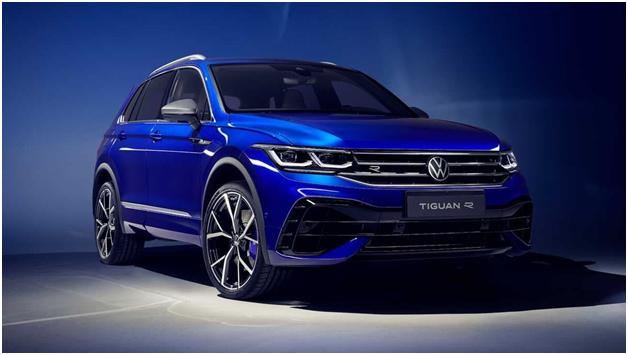 Актуальные цены Volkswagen Tiguan 2021